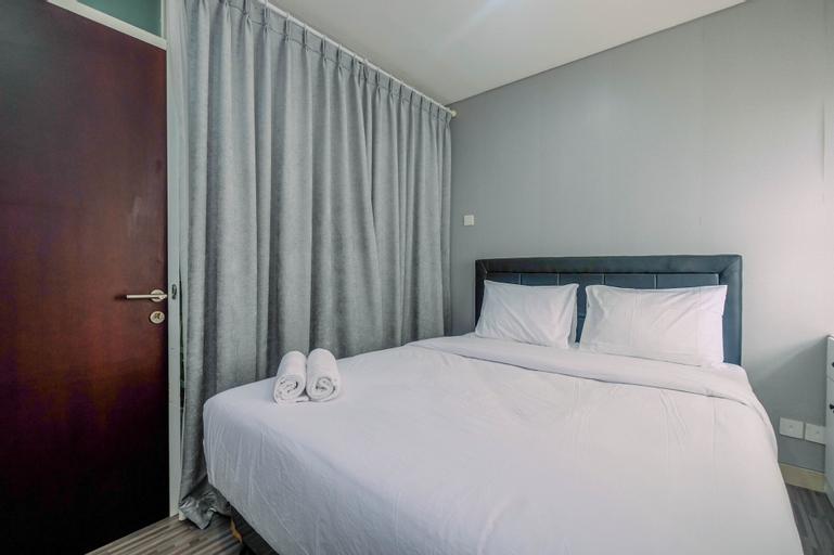 Luxury 1BR Apartment at Atlanta Residences By Travelio, Depok