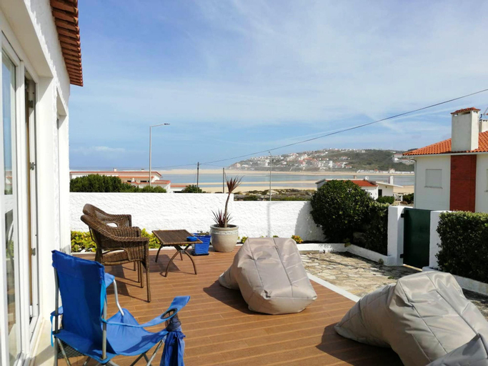Property With 2 Bedrooms in Obidos , With Wonderful sea View, Furnished Terrace and Wifi - 100 m From the Beach, Óbidos