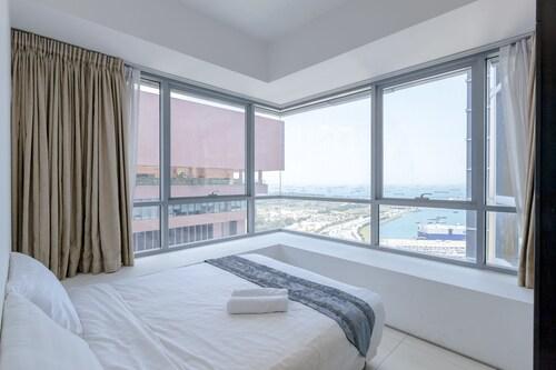 High Level TanjongPagar CBD Modern Apartment, Downtown Core