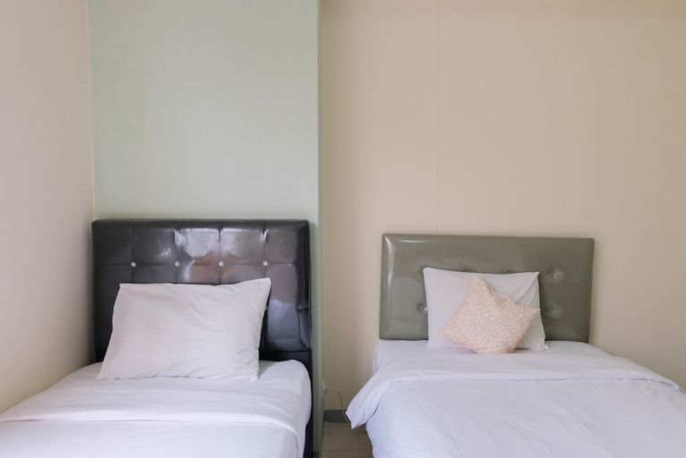 Modern and Cozy 2BR Silkwood Apartment, Tangerang