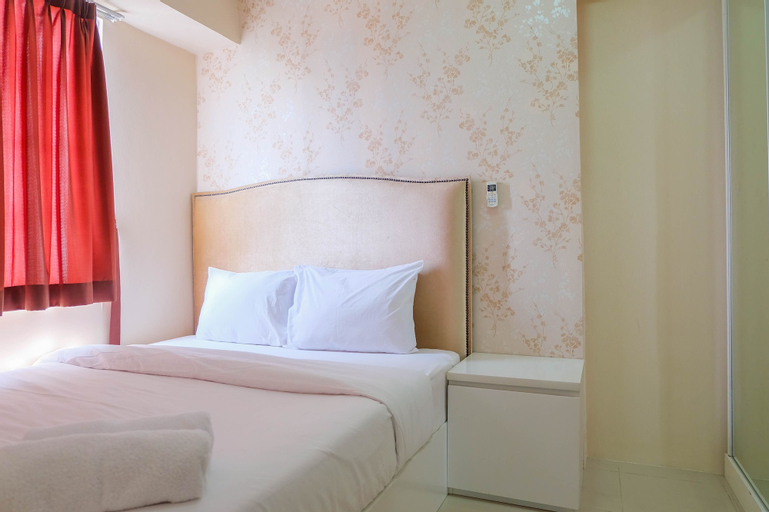 Bright 2BR Apartment at Bassura City near Shopping Mall By Travelio, East Jakarta
