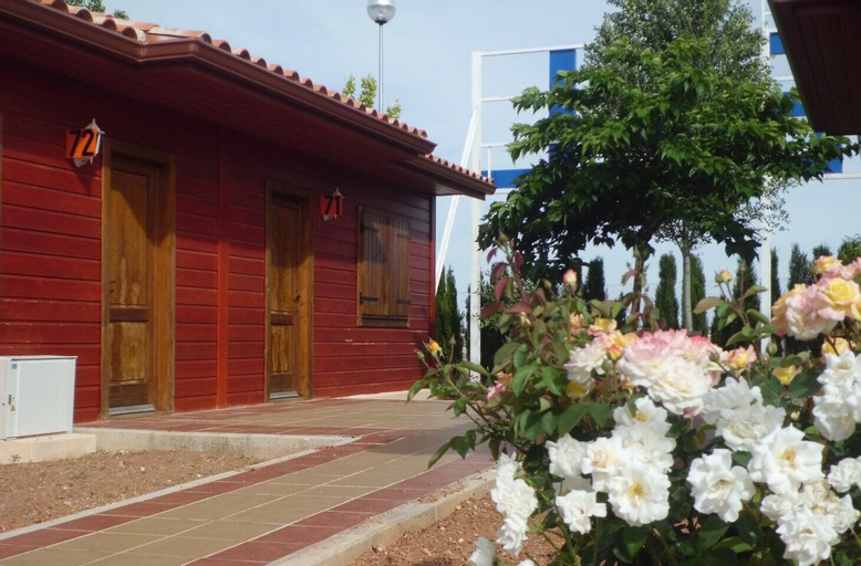 Motel San isidro, Cuenca
