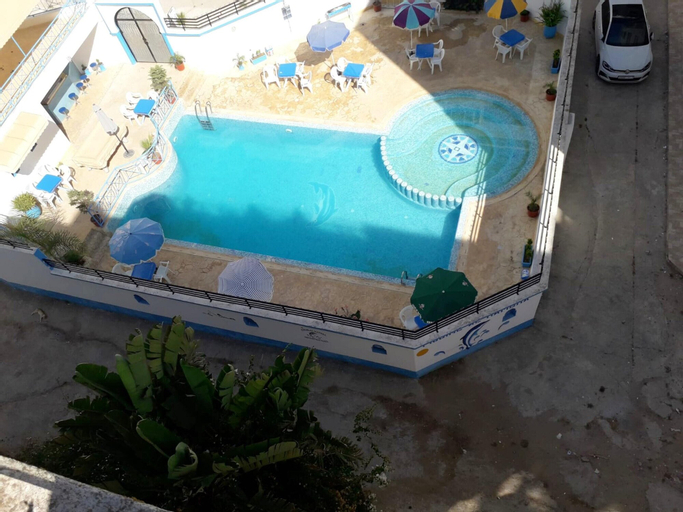 Apartment With 3 Bedrooms in Asilah, With Wonderful sea View, Shared Pool and Furnished Terrace - 500 m From the Beach, Tanger-Assilah