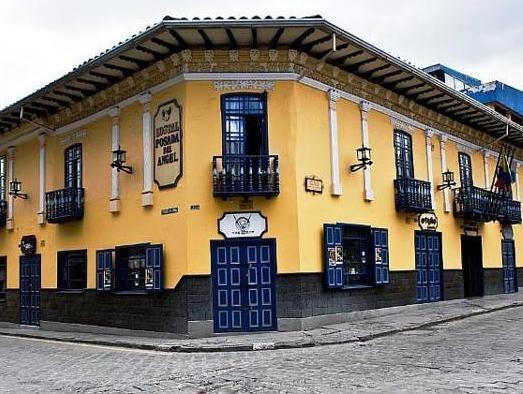Hostal Posada del Angel, Cuenca