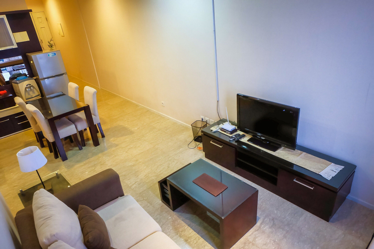 Fantastic View 2BR Apartment at FX Residence Sudirman, Central Jakarta
