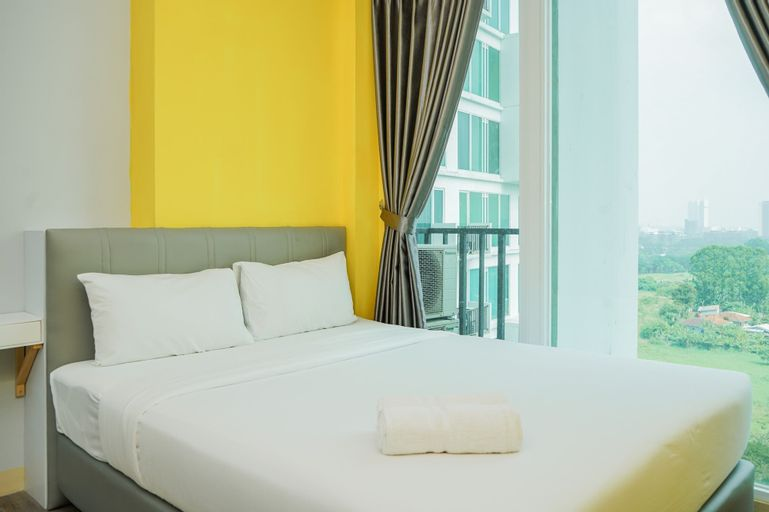 Highest Value 1BR Apartment at Tree Park BSD By Travelio, Tangerang