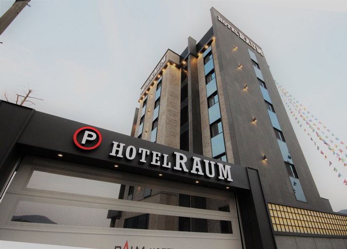 Raum Hotel, Jinhae