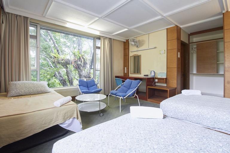Bellevue Hotel, Pulau Penang