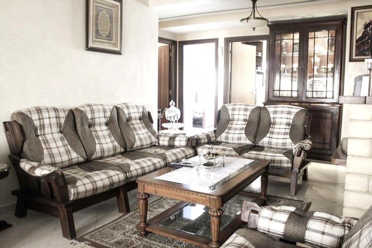 Apartment With 2 Bedrooms in Casablanca, With Wifi - 20 km From the Beach, Casablanca