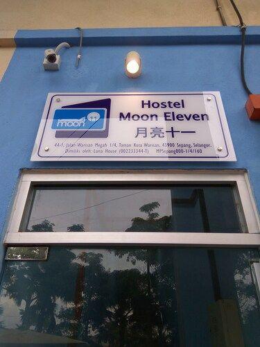 Moon Eleven Hostel, Kuala Lumpur