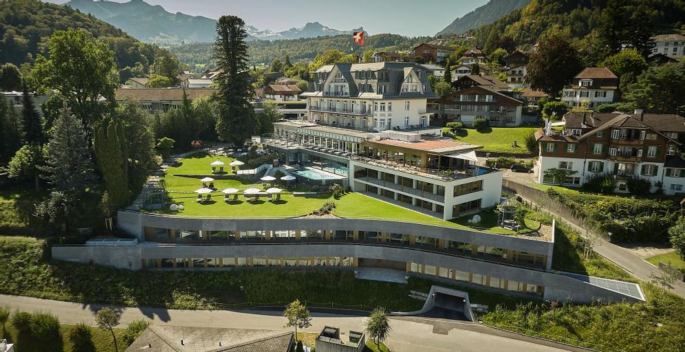 Strandhotel Belvédère, Niedersimmental