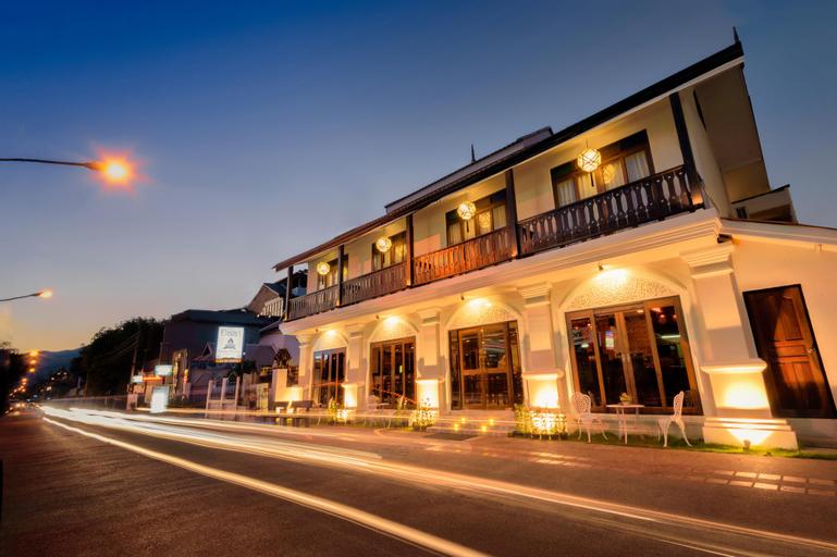 Panna Heritage Boutique Hotel (De Rachamanka Hotel), Muang Chiang Mai