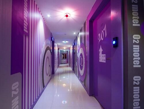 Hu Motel, Busanjin