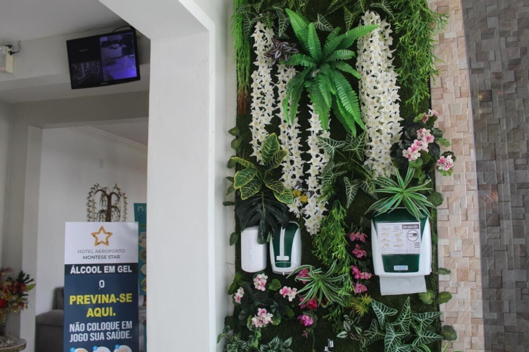 Hotel Aeroporto Montese Star, Fortaleza