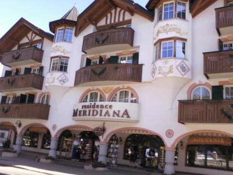 Residence Meridiana, Trento