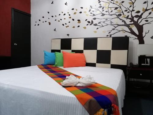 Hotel Makarios, Tuxtla Gutiérrez