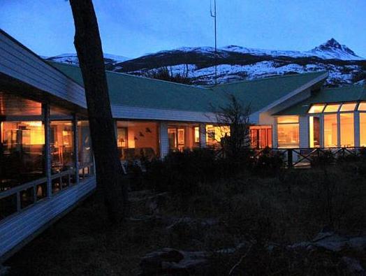 Hotel Lago Grey, Última Esperanza