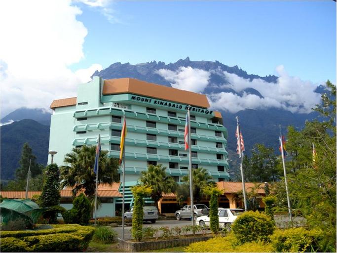 Perkasa Hotel Mt Kinabalu, Ranau