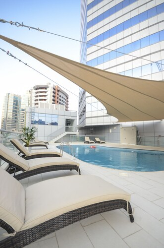 Grand Midwest Reve - Tecom Hotel Dubai,