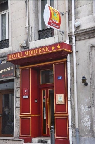 Hotel Moderne, Bouches-du-Rhône