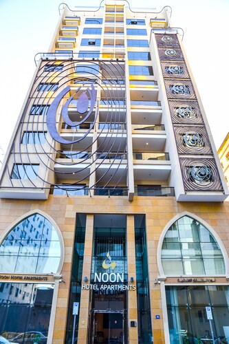 Al Noon Hotel Apartments,