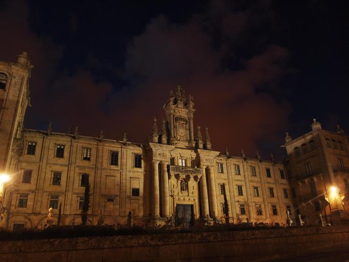 Hospederia San Martin Pinario, A Coruña