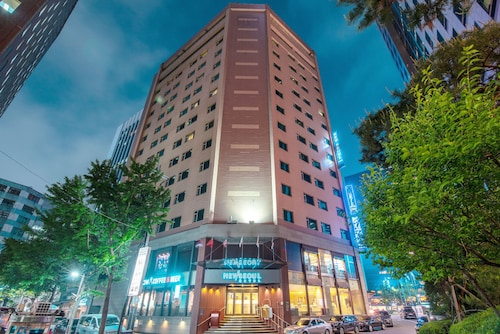 New Seoul Hotel, Jongro