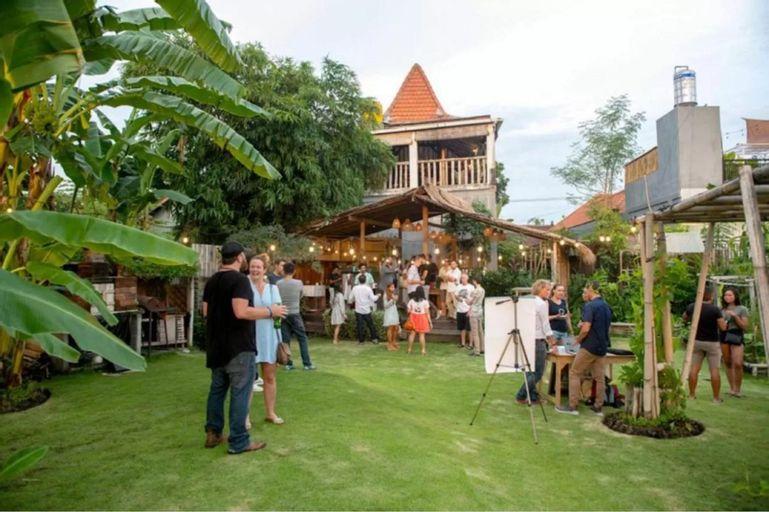 Draper Startup House for Entrepreneur, Badung