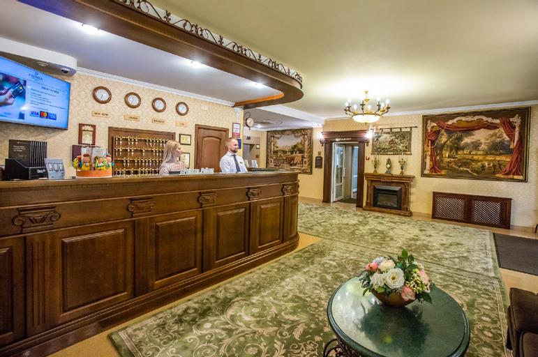 Premier Hotel Palazzo, Poltavs'ka