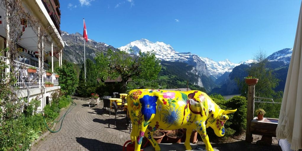 Hotel Bellevue Wengen, Interlaken