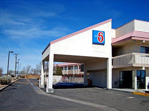 Motel 6 Santa Fe - Cerrillos Road South, Santa Fe
