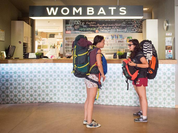 Wombats City Hostels Vienna At The Naschmarkt, Wien