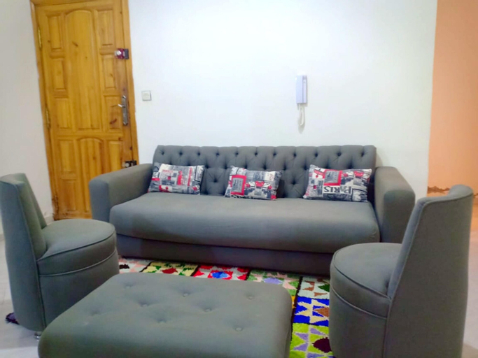 Apartment With 2 Bedrooms in Ville Nouvelle - Fès, With Wonderful City View, Terrace and Wifi, Fès