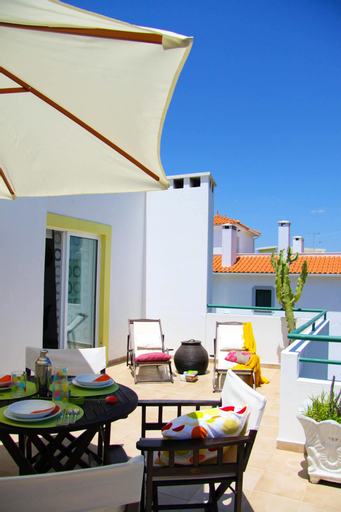 Apartment With 3 Bedrooms in Albufeira, With Wonderful City View and T, Albufeira