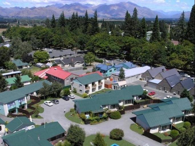 Hanmer Resort Motel, Hurunui