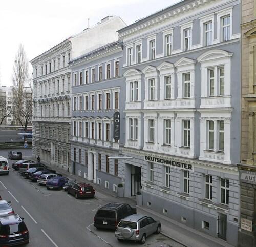 Hotel Deutschmeister, Wien