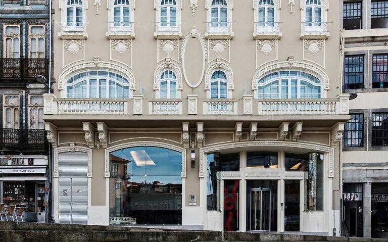 Moov Hotel Porto Centro, Porto
