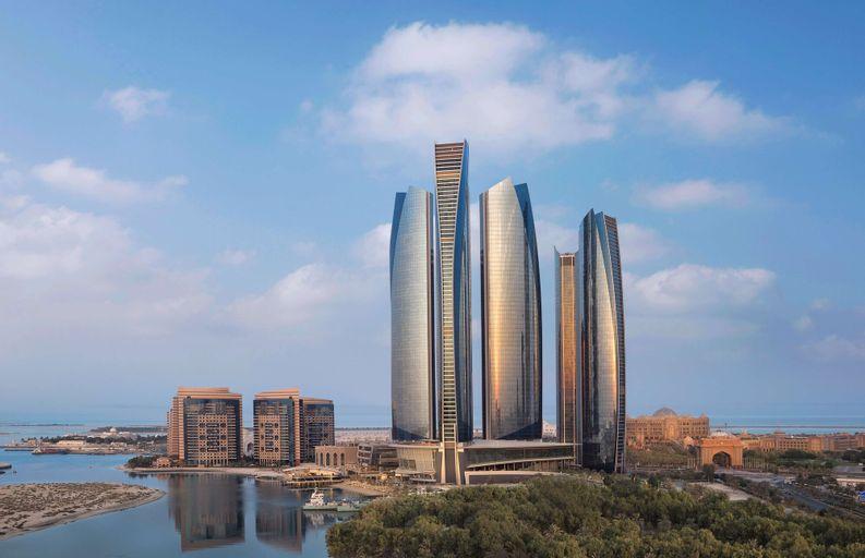 Conrad Abu Dhabi Etihad Towers,
