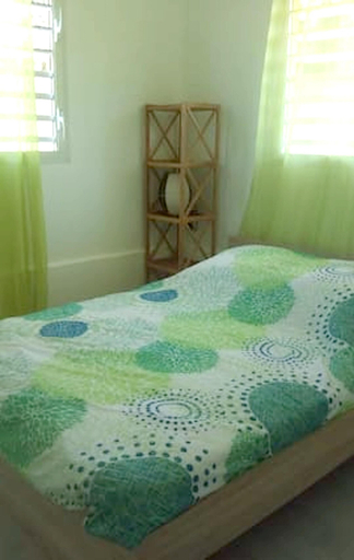 House With 2 Bedrooms in Sainte-luce, With Private Pool, Enclosed Garden and Wifi - 2 km From the Beach, Basse-Pointe