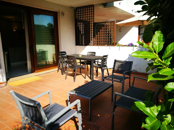 Studio in Dosson di Casier, With Enclosed Garden and Wifi - 42 km From the Beach, Treviso