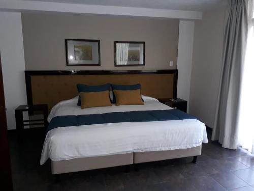 Sangay Spa Hotel, Baños