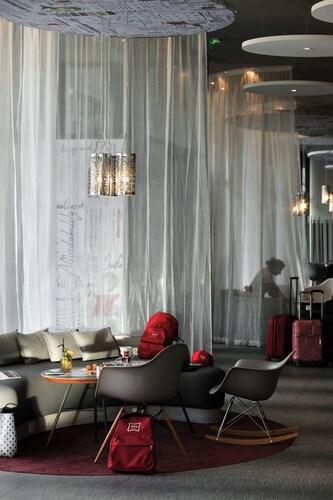 Ibis Casa Voyageurs Hotel, Casablanca