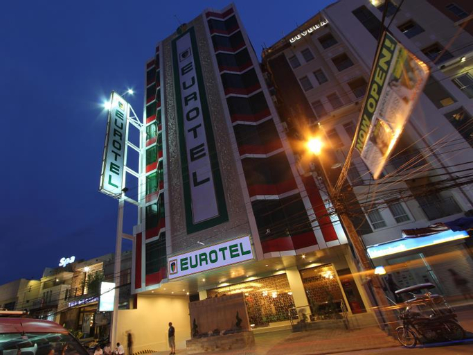 Eurotel Angeles, Mabalacat