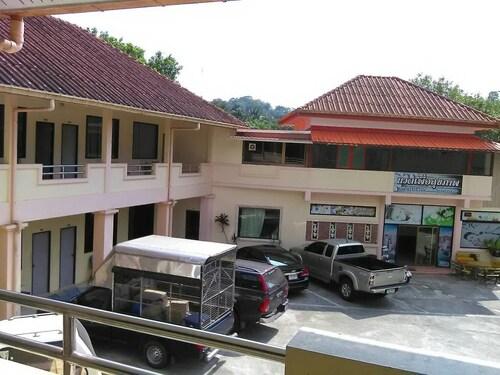 Tanatnan Palace, Muang Ranong