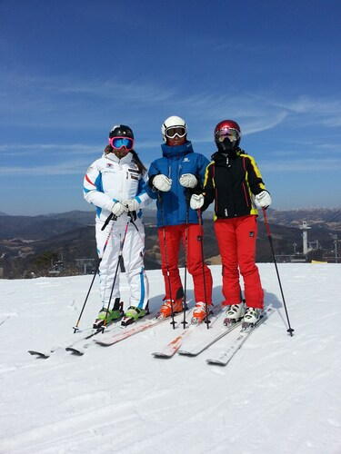 Swiss Pension, Pyeongchang