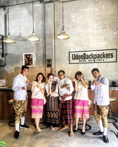UdonBackpackers Beds and Cafe, Muang Udon Thani