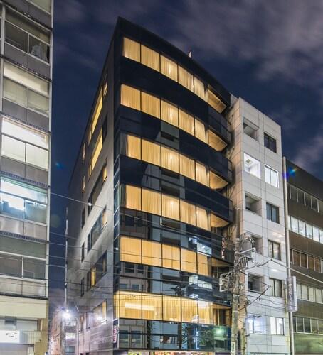 GRIDS TOKYO NIHOMBASHI EAST HOTEL&HOSTEL, Chiyoda