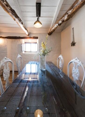 La Casa de la Vieja - Recepcion en El Balsamo, Cuenca