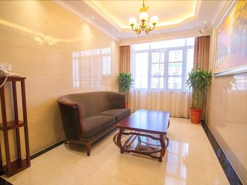 Greentree Inn Wuxi Xishan District Eastern Erquan Road Tianyi School Express Hotel, Wuxi