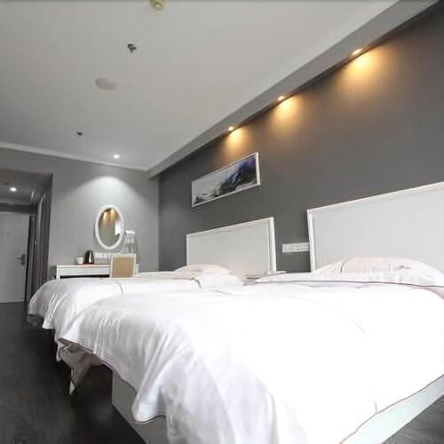 Jinrun Yangguang Apartment Hotel, Nanjing